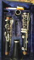 Buffet Crampon Masters Model Clarinet with hard case.