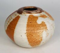 Studio Pottery Weed Pot Crystal Mountain Pottery Colorado Cynthia Ryals Signed
