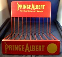 Vintage Prince Albert Wire Display Rack Shelf