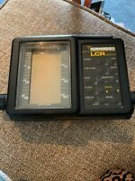 Humminbird LCR 3004 Fish Finder Head Unit w/ Cover Only