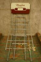 Vintage Manikin Du Pont Store Display Rack (Perfect for patterns, books, photos)