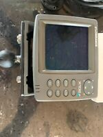 lowrance fish finder used