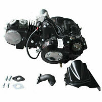 125cc 4 stroke ATV Engine Motor Semi Auto w/Reverse Electric Start