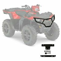 ATV Front Brush Guard Bumper for Polaris Sportsman 450 570 Touring ETX 2014-2020