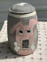 Billy Ray Mangham Dog Treat Jar