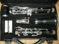 Buffet B12: Super Clean Bb With All New Pads plus New Mouthpiece and Case!