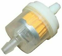 Universal Fuel Filter for Motorcycle, ATV, Dirt Bike & Scooter
