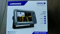 Lowrance Hook2 7X Tripleshot Fish Finder/ GPS Plotter