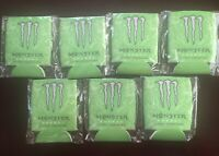 7 Monster Energy Drink Ultra Paradise Koozies Coozies Can Coolers Lot New Kozy