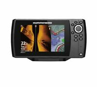 Humminbird 7 CHIRP MEGA SI Fishfinder/GPS Combo G3 w/Transom Mount Transducer HE