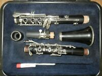 Selmer 103 Wood Bb: Just Serviced With All New Pads plus Selmer C85 Mouthpiece!