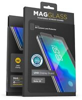 For Samsung Galaxy Note 20 Screen Protector Tempered Glass w Finger Sensor $16.99