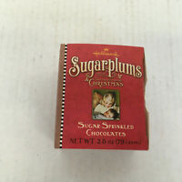 Empty box Hallmark sugarplums the night before Christmas small empty candy box