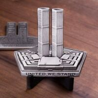 9 11 United We Stand Challenge Coin