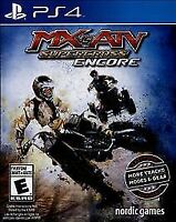 MX vs. ATV: Supercross Encore Edition PlayStation 4 by Nordic Games