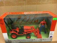 KUBOTA 77700 10056 BX2670 COMPACT TRACTOR TOY