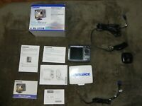 Lowrance Elite 5 HDI Combo Color fishfinder GPSTransducerManualsCoverMount