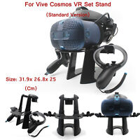 For Vive Cosmos VR Headset Touch Controllers Stand Holder Mount VR Station $31.60