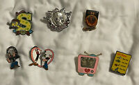 Universal And Islands Of Adventure Pins And Tm Pins Lot Of 7 Pins $100.00