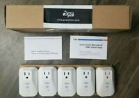 KMC Wi Fi Smart 5 Plugs with Energy Monitoring Free Shipping $24.88