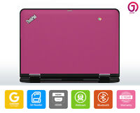 DELL Chromebook 11 Laptop Intel 2.16 4 Memory Touch Screen Webcam HDMI Pink $124.99