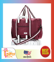 Travel Lightweight Waterproof Foldable Storage Carry Luggage Duffle Tote Bag NEW