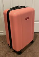 """Jessica Simpson 20"""" Hardside Carry On Spinner Suitcase"""
