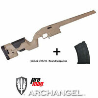 ProMag Archangel Opfor Stock AA9130-DT + 10rd Magazine AA762R for Mosin Nagant