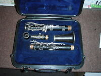 Selmer Signet Bb Clarinet Restored w New Pads - All Offers Considered!!