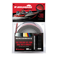 Keelguard Megaware Boat Hull Protector Pick Color Size Length 4 12 Ft Keel guard