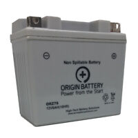 Honda TRX450R Battery Replacement (2006-2013)