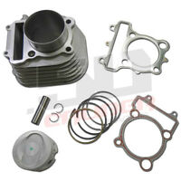 OE Specs Manufactured Top End Cylinder Kit for 1989-1991 Yamaha Moto-4 250 ATV