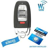 Car Key Fob Keyless Entry Smart Remote For 2013 2014 2015 Audi Q5 Q7 R8 $18.99