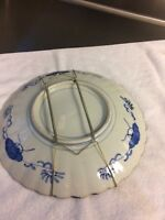 antique 18th century delft charger