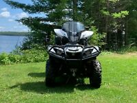 Yamaha Grizzly 700 and Kodiak 700 (2016-2020) Bison Trail Front Bumper