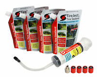 TireJect Tire Sealant - ATV Tire Protection Kit - Stop Using Slime