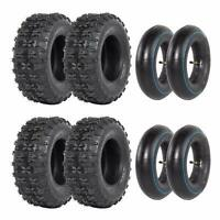 4xTire&4xTube 13x5.00-6 Front Rear 6