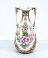 Nippon 1920's Urn-Style Hand-Painted 12
