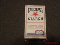 FAULTLESS STARCH LIBRARY VOL. 1-36 REPRINTED 1989 WITH GOOD HOUSEKEEPING SEAL