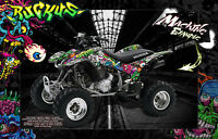 HONDA TRX400EX QUAD ATV GRAPHICS WRAP 'RUCKUS' WITH CUSTOM COLOR CHOICE TRX400