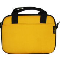 Samsonite Classic iPad Sleeve Slipcase Bag Case Pouch Cover 9.7'' Yellow *NEW*