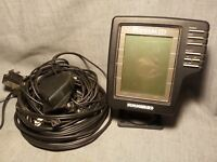 Humminbird Platinum ID FISH FINDER PTM600 Complete