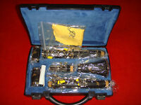 JZ Clarinet With hard case