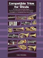 Compatible Trios For Winds Clar Tpt Euph Tc Tsax