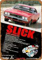 Metal Sign - 1969 Dodge Charger 500 - Vintage Look Reproduction