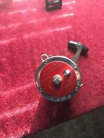 PENN 113HLW Senator 4/0 special Conventional  Fishing Reel Made In USA Excellent