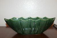Vintage McCoy Green Pottery #628 USA Pottery 11