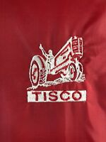 Vintage Rare Tisco Jacket Tractor Implement Supply Agriculture Farm           4