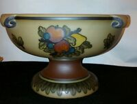 Lauritz HJORTH BORNHOLM DENMARK POTTERY Compote  - #109