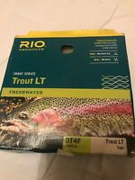 Rio Trout LT Fly Line DT4F Sage Free Fast Shipping 6-20723